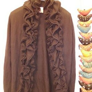 SOLD Romeo and Juliet couture cardigan